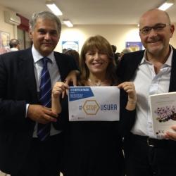 Fabio Carbone, Cristina Perilli, Antonio Russo