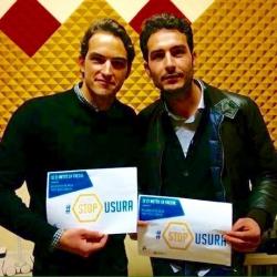 Gerardo Cavaliere e Michele Caione