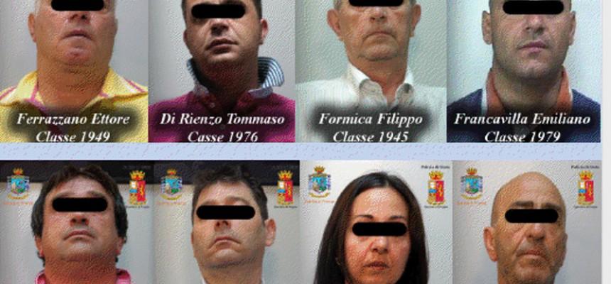 Processo Baccus alla Società foggiana, confermato il metodo mafioso nelle estorsioni. Sentenza storica