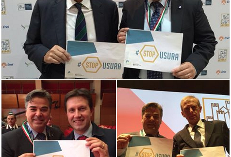 ANCHE I SINDACI LANDELLA, PISAPIA, FASSINO E NARDELLA DICONO #STOPUSURA