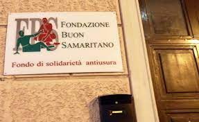 I contributi ricevuti dalla Fondazione Buon Samaritano nel 2020